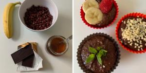 vegan Chocolate bean spread