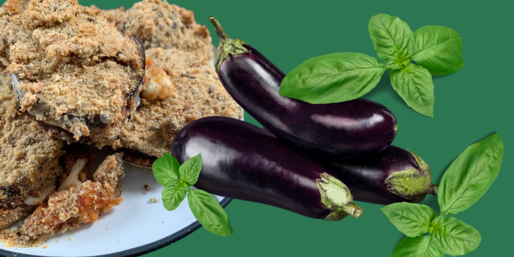 STUFFED AUBERGINE PATTIES