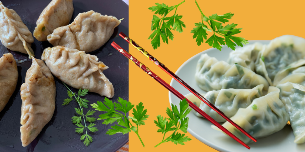 CHINESE STYLE DUMPLINGS