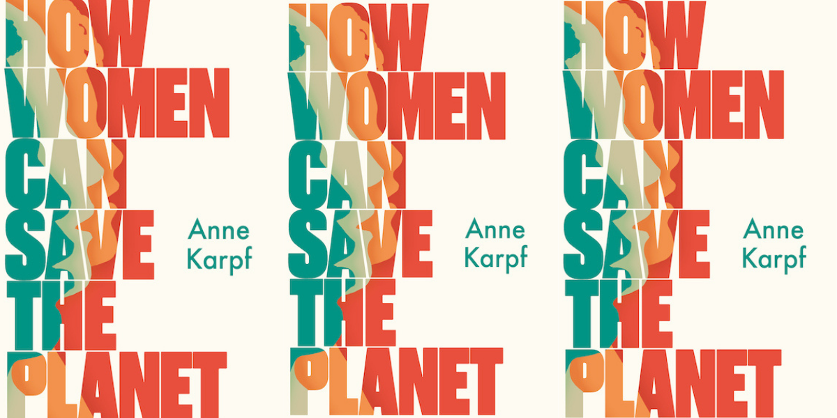 How women can save the planet