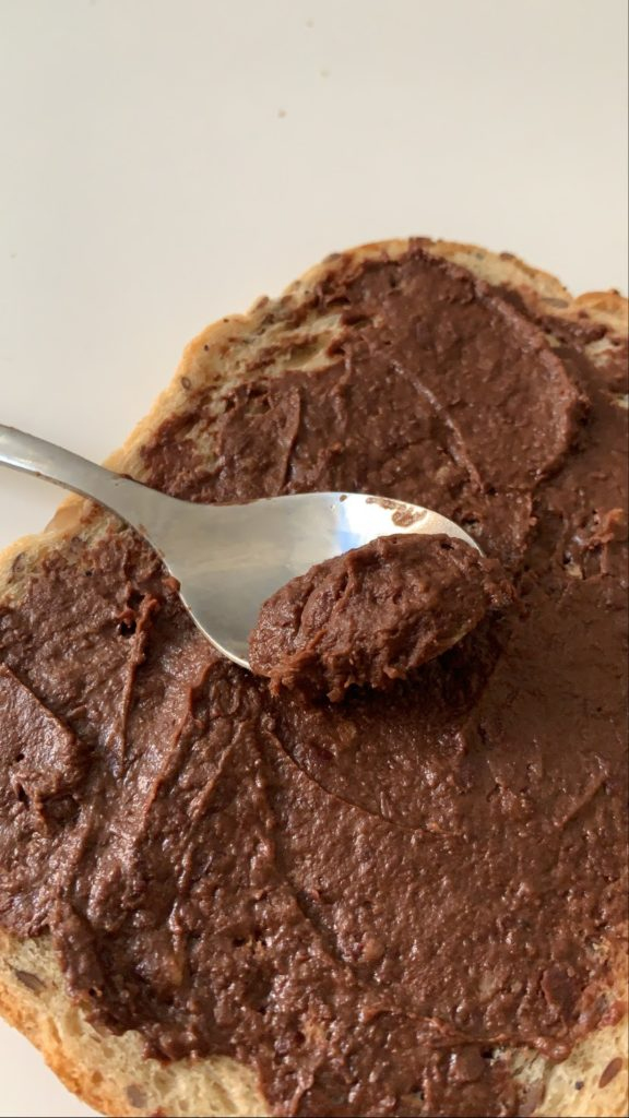 vegan Chocolate bean spread
