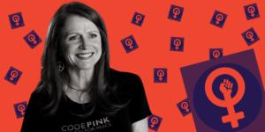 Interview with Jodie Evans Code Pink