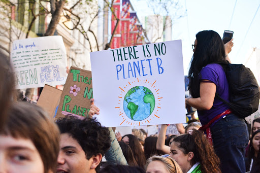 Climate feminism