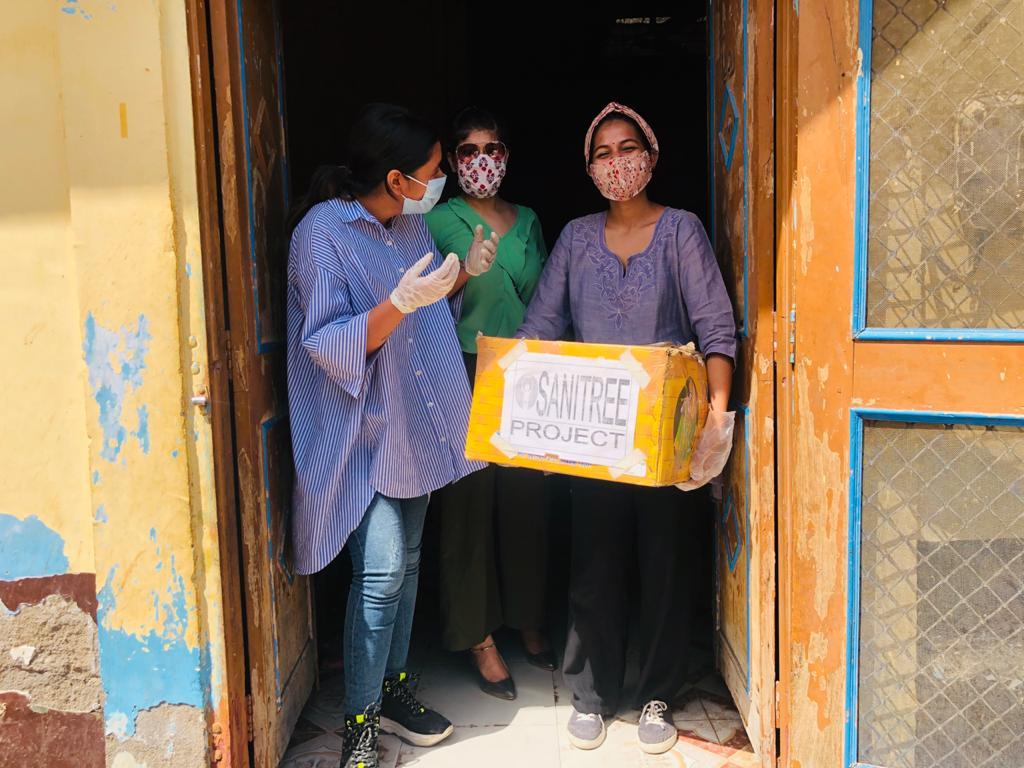 ISHU SHIVA, FOUNDING MEMBER & MANAGING DIRECTOR, SANITREE (INDIA)