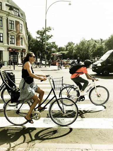 cycling - real nappies